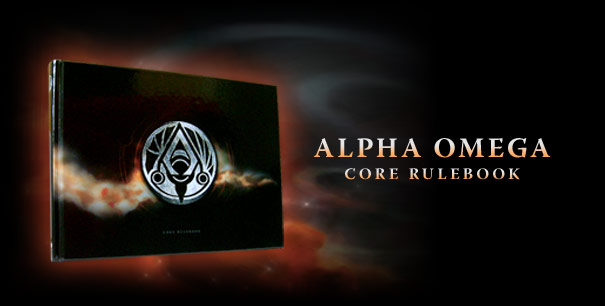 Alpha Omega Core Rulebook